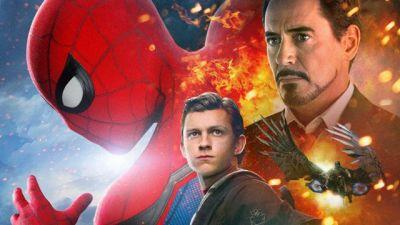 New Spider-Man: Homecoming Trailer Swings Onto the Web
