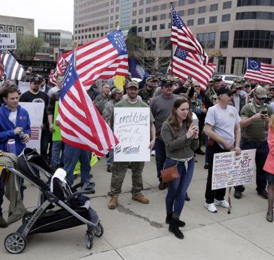 Gun rights advocates hold rallies across US