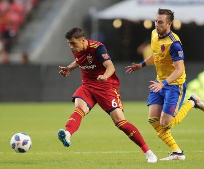 Real Salt Lake draws lowly Colorado 2-2 in Rocky Mountain Cup rivalry