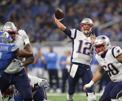 How to Watch NFL Sunday Night Football - New England Patriots vs. Detroit Lions Live Stream Online