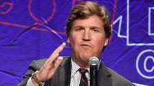 Tucker Carlson Was Open To A Racist President 10 Years Before Trump