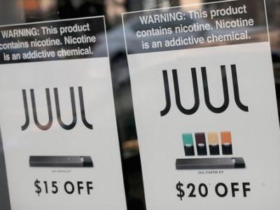 Altria Buys 35 Percent Stake In E-Cigarette Maker Juul