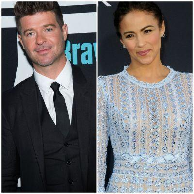 Robin Thicke in Nasty Custody Battle With Ex Paula Patton - Accused of Child Abuse!