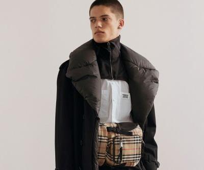 Burberry Unveils Tisci-Designed Fall/Winter 2019 Pre-Collection