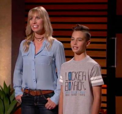 This 12-year-old appeared on Shark Tank after blindly pitching a producer in an elevator - now he's partnered with Richard Branson