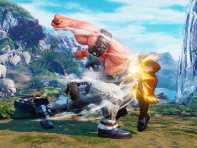 THE COOL KID93 demonstrates the horsepower behind Abigail's V-Trigger II in Street Fighter V: Arcade Edition