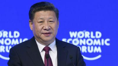 China's Xi Jinping Defends Globalization In First-Ever Speech At World Economic Forum