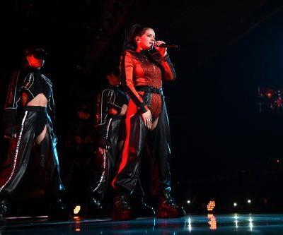 Watch Rosalía Perform At The EMAs