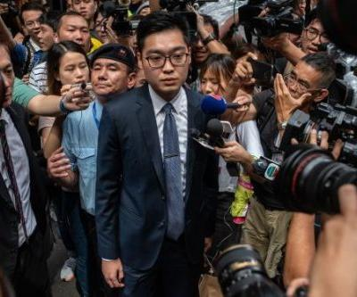Journalists Protest After Hong Kong Denies Visa to a Financial Times Editor