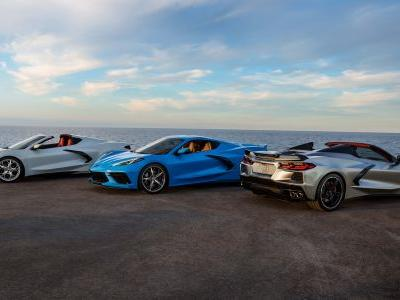 Chevrolet unveils 2021 Corvette Stingray with Wireless CarPlay and wireless iPhone charging