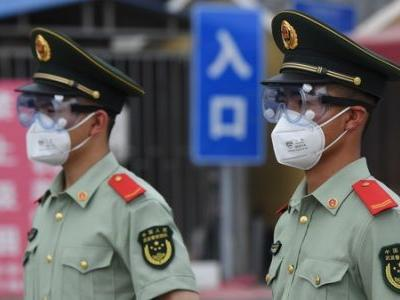 Lockdown Measures Return To Beijing As Testing Reveals Cluster At Major Food Market