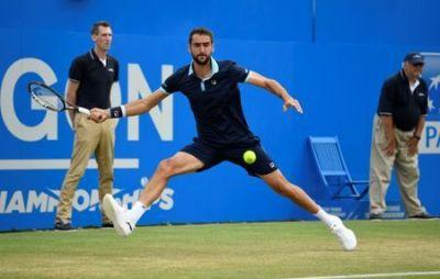 Cilic edges past Muller to reach Queen's final