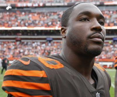 NFL player pays tribute to his girlfriend who died weeks after giving birth to their daughter