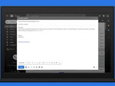 How to try Gmail's AI-powered Smart Compose feature