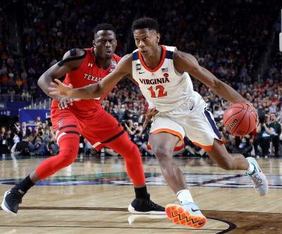 Virginia tops Texas Tech in OT thriller to win its first NCAA Tournament title