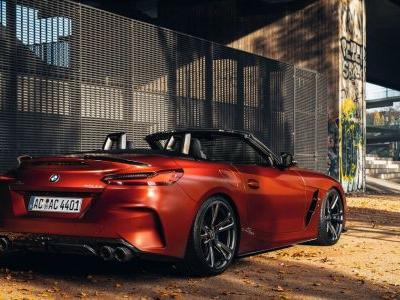 The New BMW Z4 Has Been Given A 400bhp AC Schnitzer Makeover