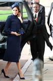Meghan Markle's Royal Wedding Guest Outfit Was, Of Course, Simply Perfect