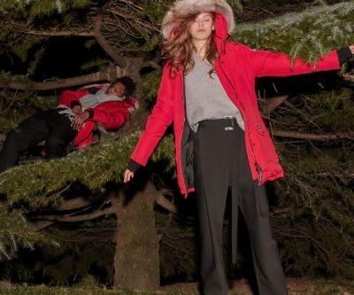 LOIT Drops Canada Goose Winter 2017 Editorial