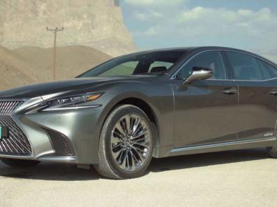 2018 Lexus LS Is A Worthy Rival To The German Establishment
