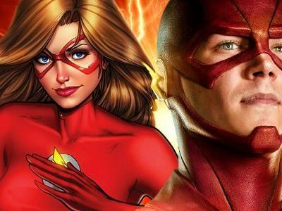The Flash TV Show Teases a New Speedster