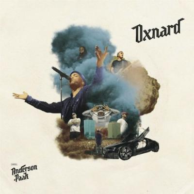 Stream Anderson .Paak's New Album Oxnard