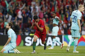 Ronaldo's Portugal wins 1st Nations League title