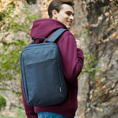 Carry along your laptop with Lenovo's stylish B210 backpack on sale for $10