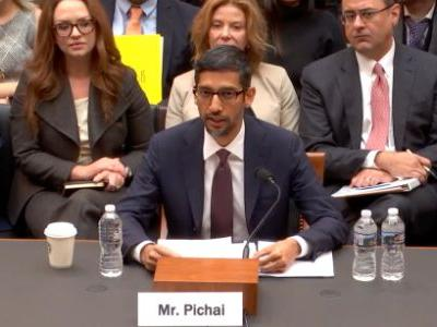 Congress lacks tech knowledge to properly question Google CEO Sundar Pichai