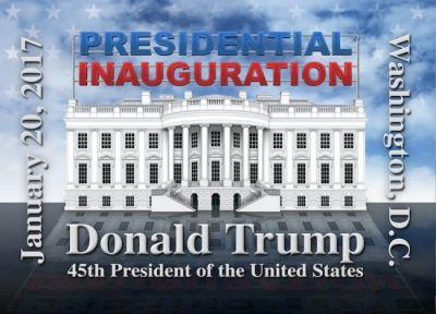 Full List of Events For the Inauguration of Donald Trump