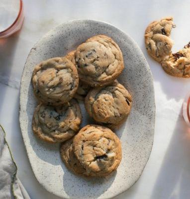 Bring Pecan Chocolate Chip Cookies to a Cookie Exchange