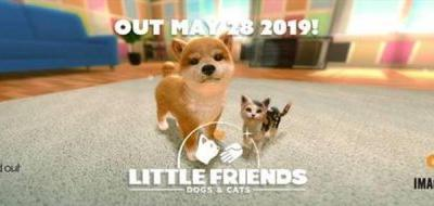 Little friends: Dogs and Cats arrives in the West on May 28th