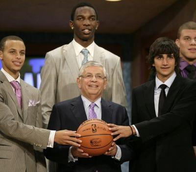 WHERE ARE THEY NOW? The players drafted before Stephen Curry in the 2009 NBA Draft