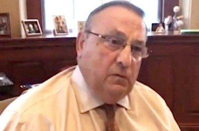 Paul LePage: Taking Down Confederate Statues 'Just Like' Removing 9/11 Memorial