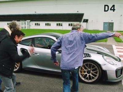 Watch Mark Webber's Hilarious Audition To Replace 'The American' On The Grand Tour