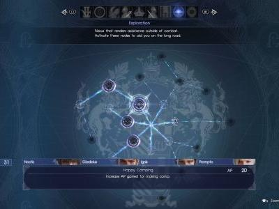 Final Fantasy 15 AP Grinding: how to get AP quickly to unlock new abilities