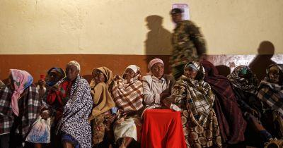 Kenyans choose next president in fiercely contested vote