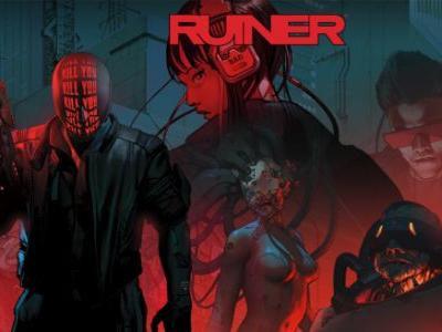 Special Reserve Games Teases a Ruiner Retail Release on PS4