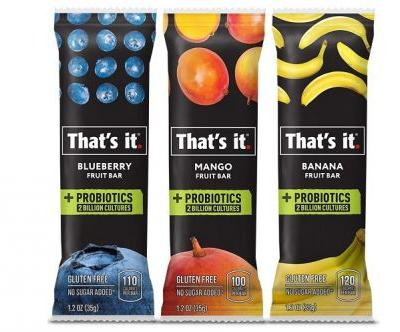 January new product launches: Probiotic fruit bar, organic protein milk, and more