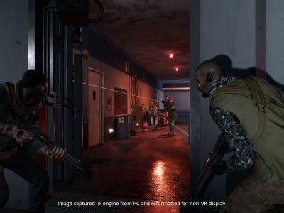 Strategic Team-Based PS VR Shooter Firewall Zero Hour Launches August 28