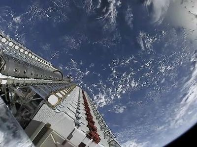 Elon Musk Says It's 'So Far, So Good' for SpaceX's 1st 60 Starlink Satellites