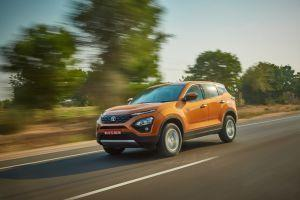 Tata Harrier Specs And Details Revealed