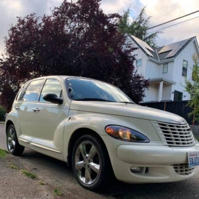 At $3,500, Is This 2004 Chrysler PT Cruiser A Bruiser Of A Deal?