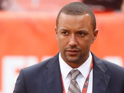 It's looking more and more like the Browns' bungled deadline trade for a quarterback cost their vice president his job