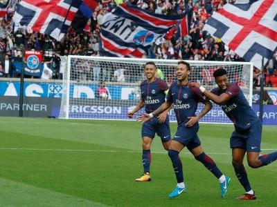 PSG beats Dijon to move 6 points clear atop Ligue 1 table