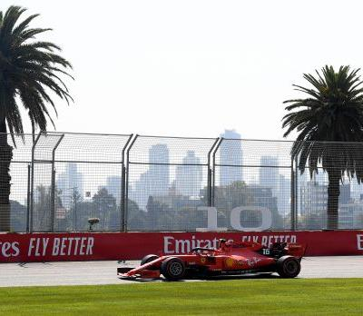 Vettel chases 3rd straight Aussie GP win to equal Schumacher
