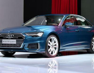 Audi takes on Tesla with pledge to spend £12.5bn on electric and self-driving cars