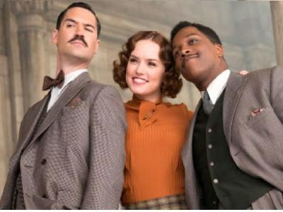 Murder on the Orient Express Is Agatha Christie Minus The Racism