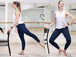 Victoria Beckham's ex-personal trainer Louisa Drake shows us six KEY bum toning barre moves