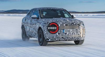 Watch New Jaguar E-Pace's Live Debut Right Here
