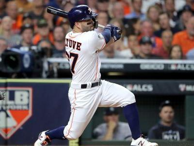 Three takeaways from the Astros' American-League clinching win over the Yankees